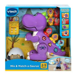 VTech Learn & Dance Dino Interactive Toy